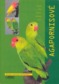 kniha Agapornisové