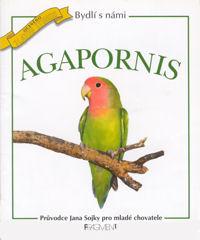 brožura bydlí s námi agapornis