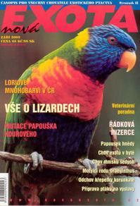 časopis nová exota
