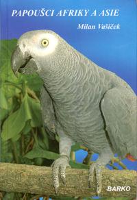 kniha papoušci afriky a asie