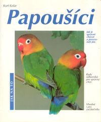 brožura Papoušíci